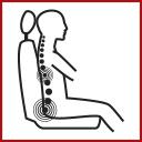 Dem Schmerz aufgesessen? Ein individuell angepasster Sitz hilft
